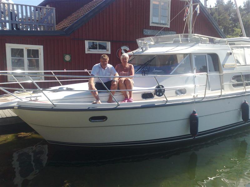 Mats o Ulla på Harstena